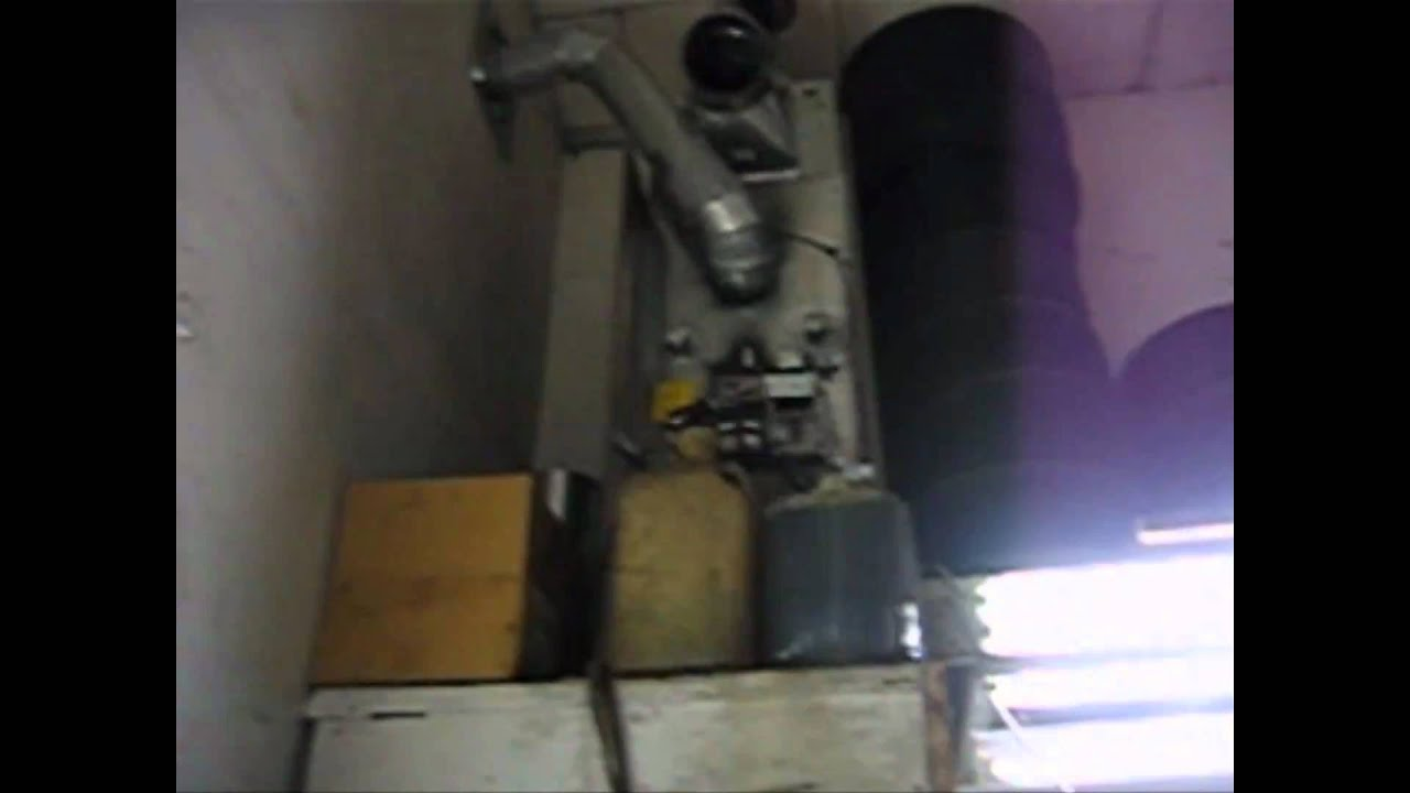 youtube how to build a waste oil furnace
