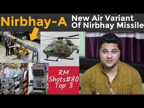 Top 3 | Nirbhay Mi$$ile's New Air Variant, Mareech ATDS, Su30 MKI At Jolly Grant