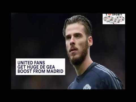 Huge De Gea boost for Manchester United as Real Madrid hunt alternative transfer target