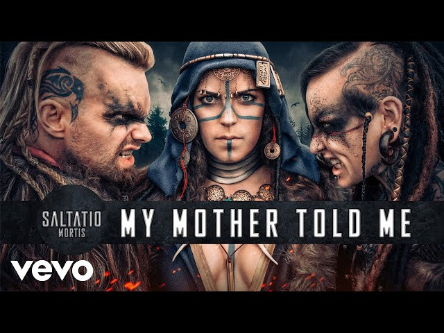 Saltatio Mortis - My mother told me (Official Music Video)