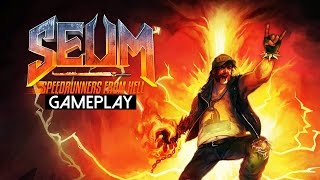 SEUM: Speedrunners from Hell Gameplay (PC HD)