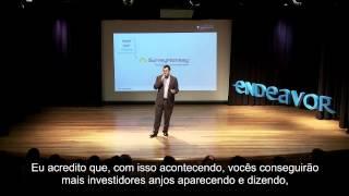e talks o investimento anjo no brasil   dave goldberg surveymonkey