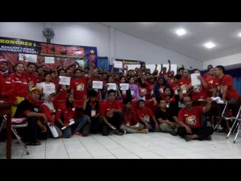 Solidarity for Indian Workers' Strike from Indonesian United Workers Confederation (KPBI)