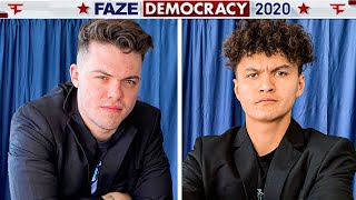 The FaZe Clan 2020 Election