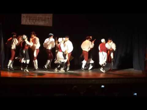 Baile de Azkoitia, Euskal Herria.  Centro Vasco Paraná Urrundik
