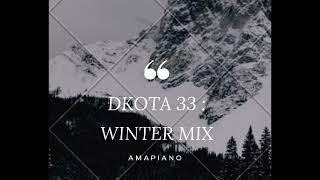 Gambar cover DKOTA 33 Amapiano Winter Mix