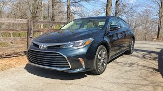 2016 toyota avalon xle plus update honey give me one more chance