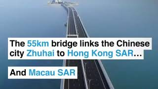 World longest bridge in china