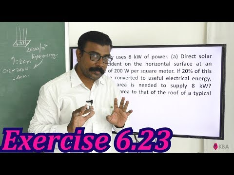 Physics Class 11 NCERT Solutions Ex 6.23 Chapter 6 Work Energy And Power
