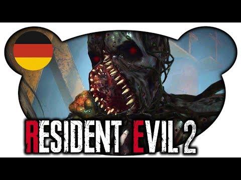 Giftiges Efeu - Resident Evil 2 Remake Claire ???????? #11 (Horror Gameplay Deutsch)