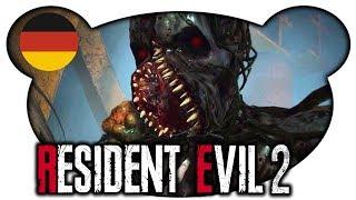 Giftiges Efeu - Resident Evil 2 Remake Claire 🇩🇪 #11 (Horror Gameplay Deutsch)