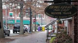 Biltmore Village Asheville NC