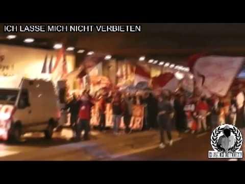 Trailer   FÜR DEN ERHALT DER FANKLUTUR   DEMO   Ultra Szene Köln   8.12.12