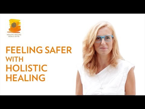 Feeling Safer with Holistic Healing