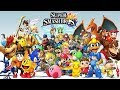 Super Smash Brothers On The Wii U (Mod Showcase 1) Oliver The Angel And The Yanster Build