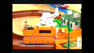 2004 Thomas and Terence Deluxe Action Set TV Commercial