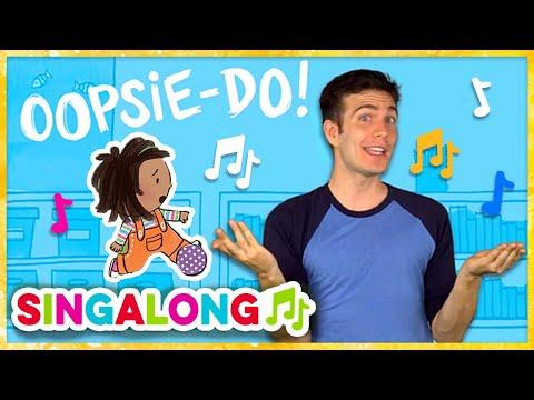 OOPSIEDO! by Tim Kubart  Music Video 🎶