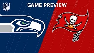 Seahawks vs. Buccaneers (Week 12 Preview) | Dave Dameshek Football Program | NFL