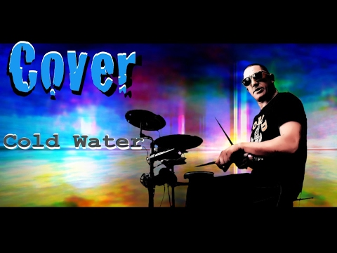 Major Lazer Cold Water - Drum Videos - Ft. Justin Bieber & MØ - Tone Cola Cover Remix