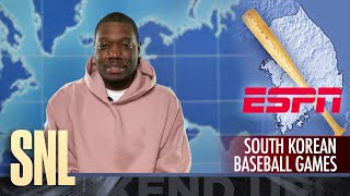 Weekend Update Home Edition: Panda Express & Tom Cruise in Space - SNL
