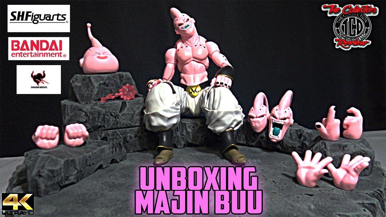 Dragon Ball Z S.H.Figuarts Evil Majin Buu