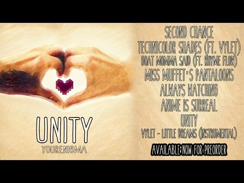 'Unity' Now Available On Bandcamp And ITunes!