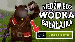 GRA WARTA 4 ZŁOTE - BEARS, VODKA, BALALAIKA!