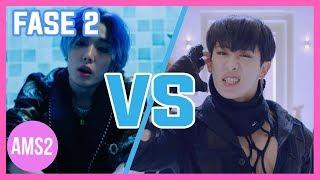 [VOTE] K-pop Battle Boy Group VS Boy Group 2018 (Fase 2)