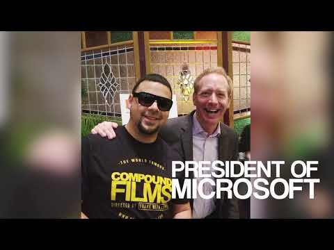 Compound Films Meets The President Of Microsoft! 😮😮