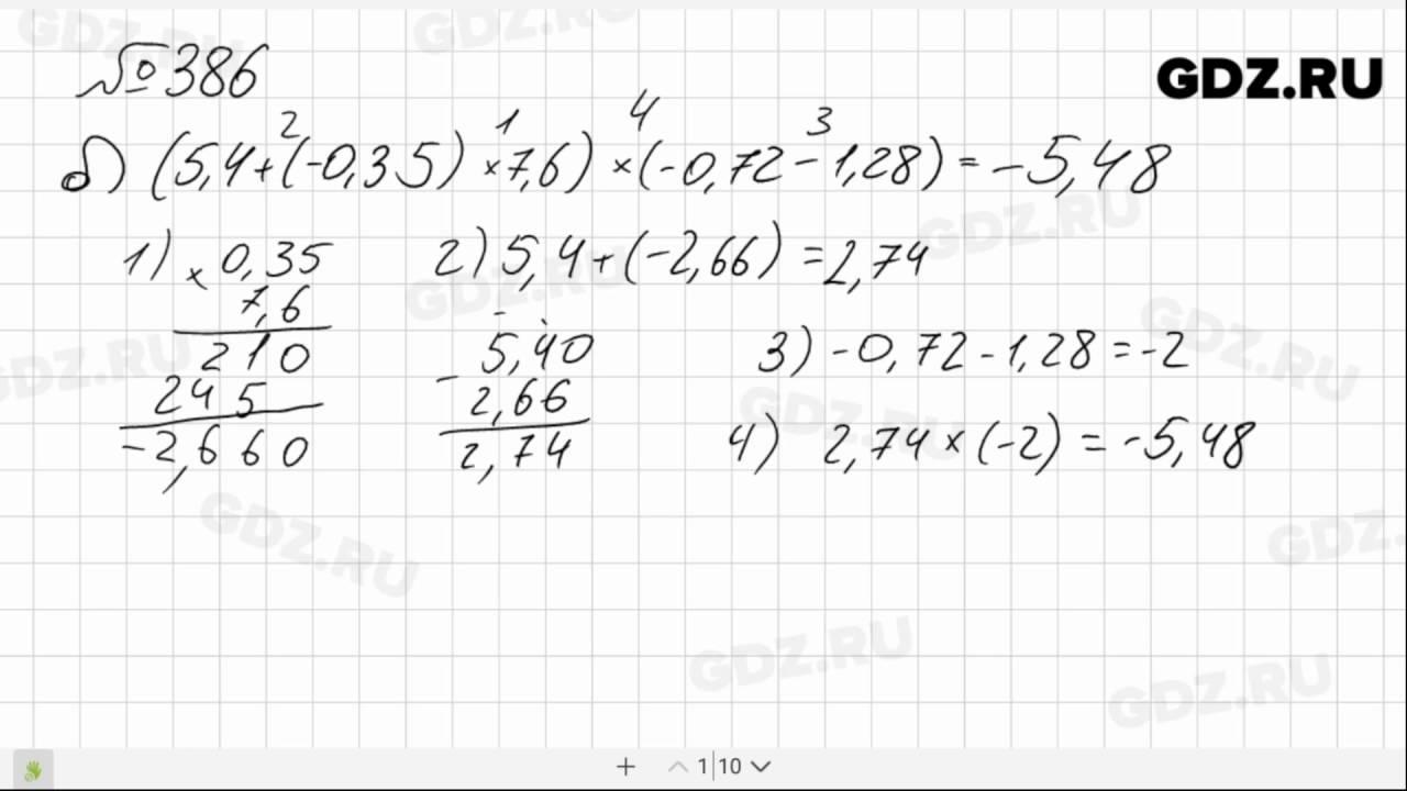 Инстетут гдз по математике