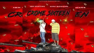Jah Lightning x King Makoonie - Crime Sixteen [Audio Visualizer]