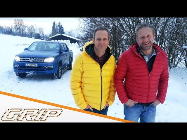 Paketkurier-Challenge reloaded - GRIP - Folge 392 - RTL2