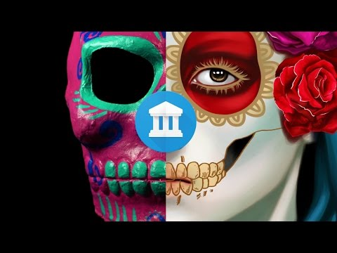 Thumbnail: Explore Day of the Dead with Google Arts & Culture