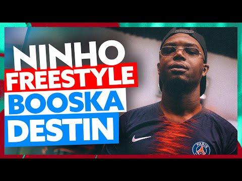 Ninho | Freestyle Booska Destin