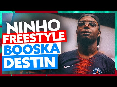 Ninho | Freestyle Booska Destin