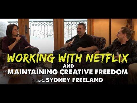 Sydney Freeland: Working with Netflix & Maintaining Creative Freedom