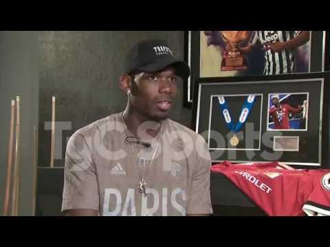 Paul Pogba en TyC Sports
