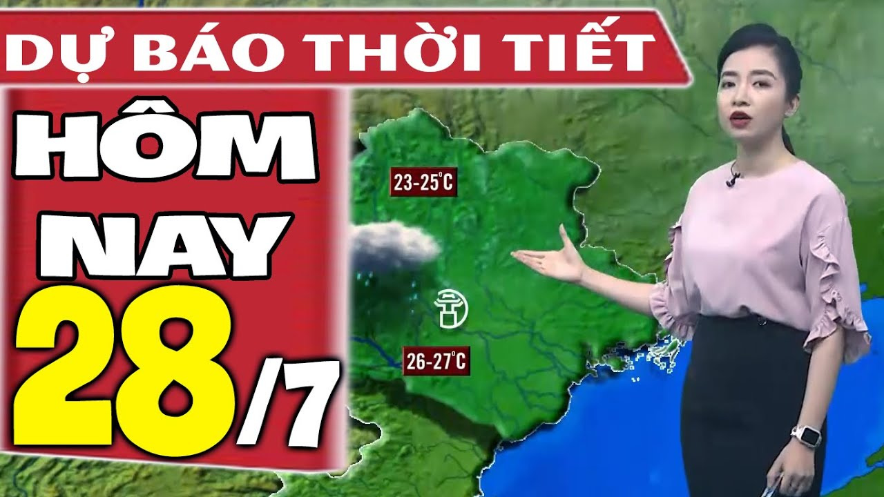 Dự báo thời tiết hôm nay mới nhất ngày 28/7/2020 | Dự báo thời tiết 3 ngày tới | Tổng quát những nội dung liên quan dự báo thời tiết sóc trăng chính xác