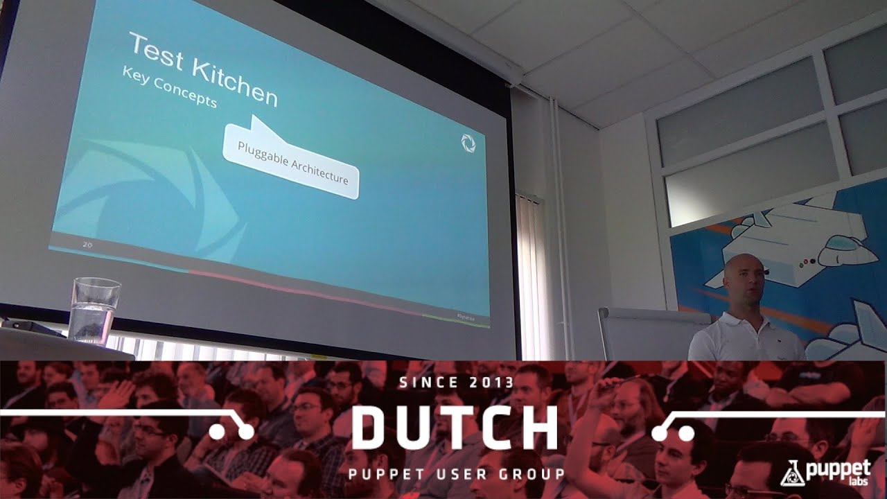 Test-driven infrastructure with Test Kitchen - Martin Etmajer ...