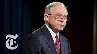 Jeff Sessions Announces End of DACA Free HD Video