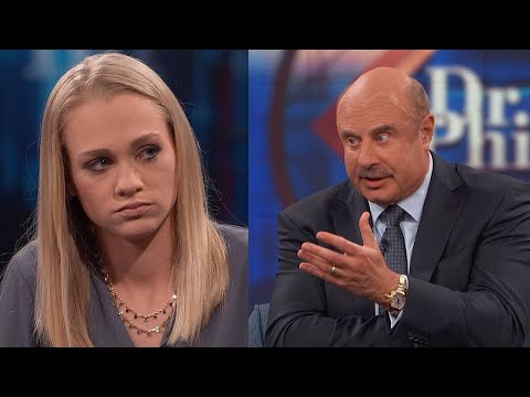 Young Woman Says She's Caught Between Twin Sister And Fiancé; Dr. Phil Tells Her Why It's Not A C…
