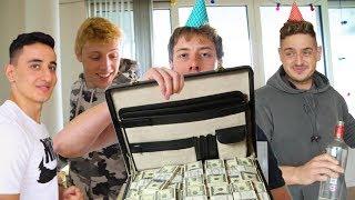 SPENDING $10,000! (I WON!)