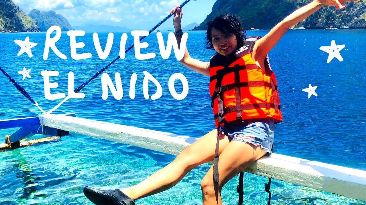 Du lịch Philippines tự túc – Review du lich EL NIDO  // Travel Philippines – Review EL NIDO
