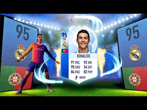 OMG STRIKER RONALDO IS HERE! TEAM OF THE GROUP STAGE PACK OPENING! - FIFA 18 ULTIMATE TEAM