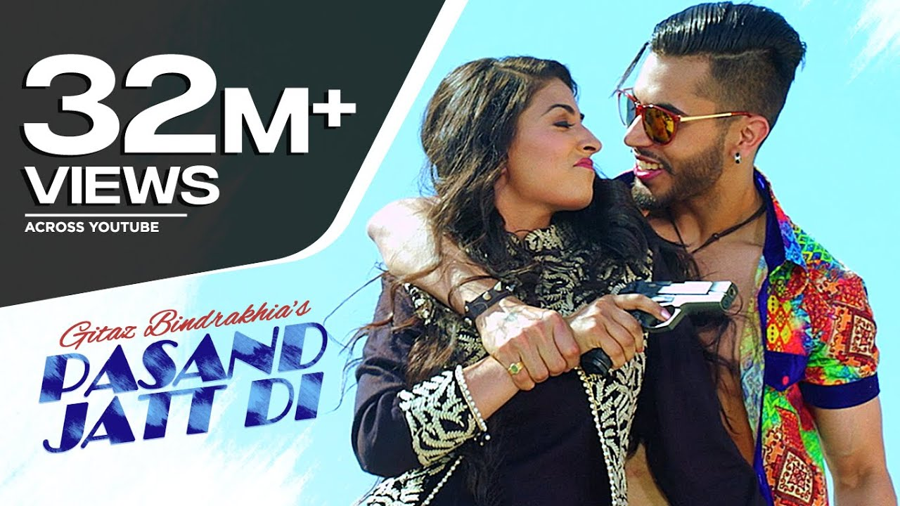 Download Pasand Jatt Di Full Song   GITAZ BINDRAKHIA   Bunty Bains   Desi Crew   Latest Punjabi Song 2016