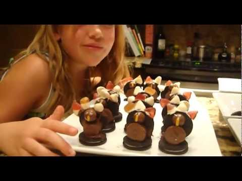 Sarah grace loving food making turkey candy kids for Southern living login