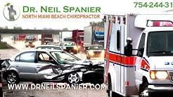 auto accident 33162, north miami beach chiropractor Dr Neil Spanier 754-244-3155