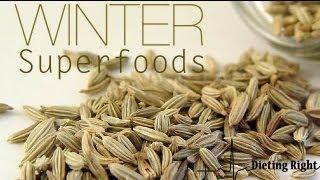 Top 5 Winter Superfoods