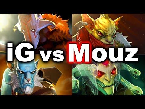 iG vs Mouz - MAIN Event! - Kiev Major DOTA 2