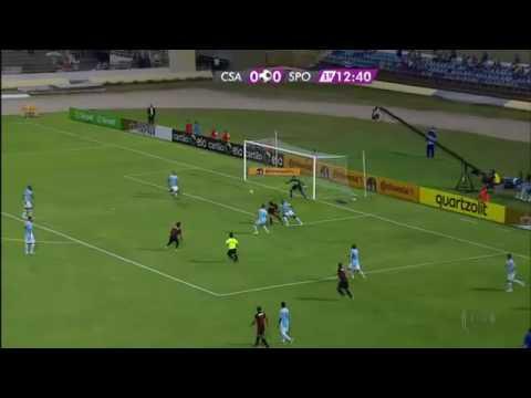 •Gols De CSA X Sport (COPA DO BRASIL)•